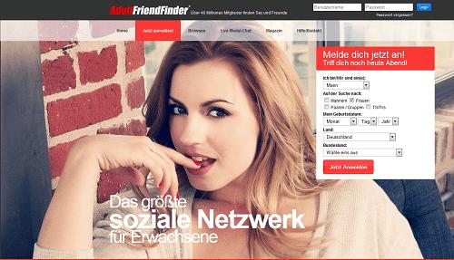 AdultFriendFinder - Logo