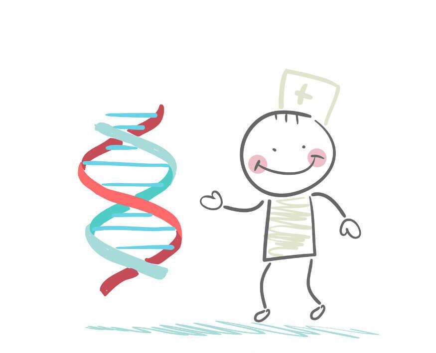 Gene und Seitensprung