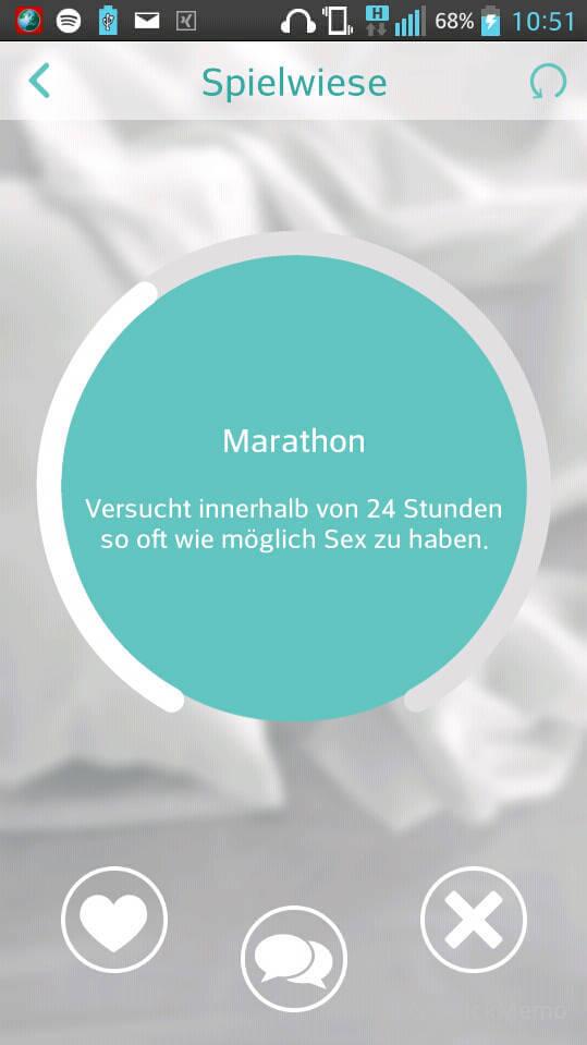 UnderCovers Marathon Sex
