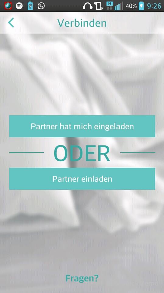 UnderCovers Partner finden
