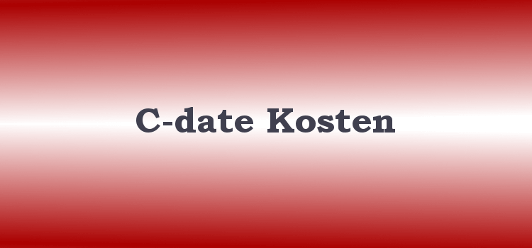 Casual dating kosten